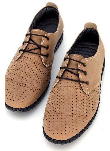 Muggo Ayakkabı Bej